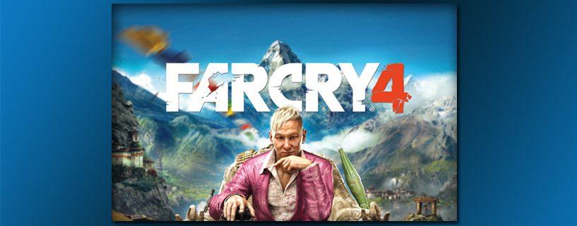 Ubisoft julkisti tänään uuden Far Cry -pelin