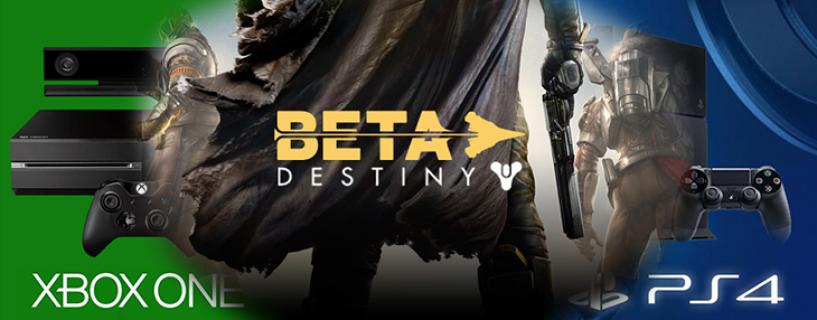 Destiny betaa testasi 4,6 miljoonaa