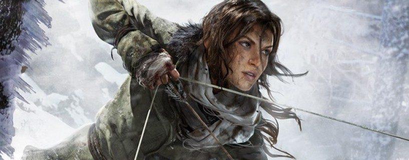 Rise of the Tomb Raiderilmestyy jouluksi 2015