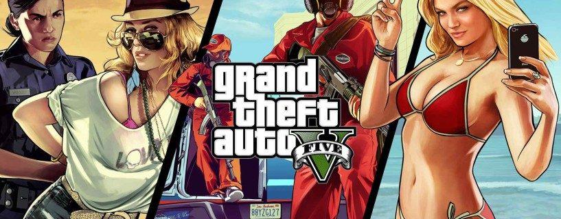 GTA V: PC – julkaisu vasta ensi vuonna