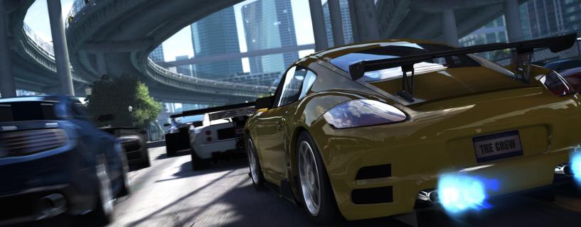 The Crew, MMO-autopelin julkaisu lähestyy.
