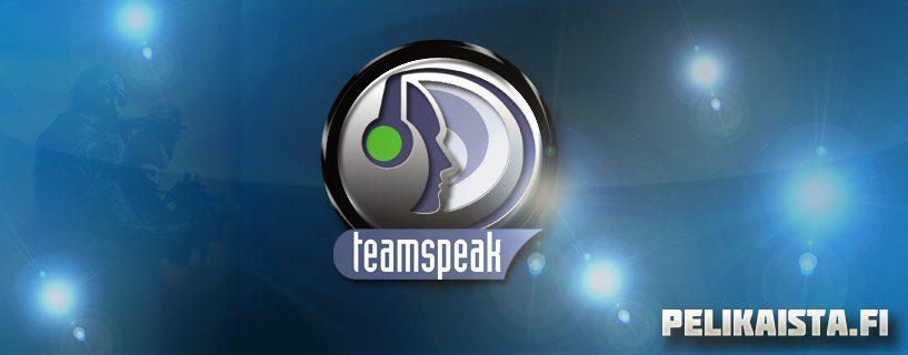 TeamSpeak3 ja Cs:Go Palvelin