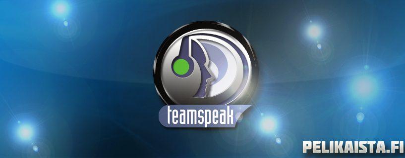 Suurempi TeamSpeak3 Palvelin käytettävissä