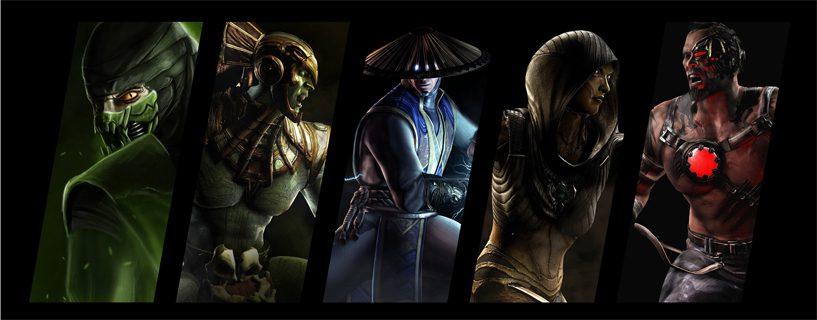 Mortal Kombat X: Liskomiehen paluu