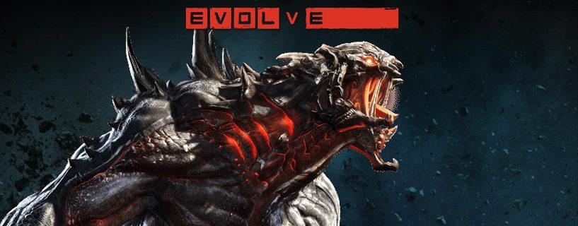 EVOLVE – valmis tai ei, nyt se on pihalla