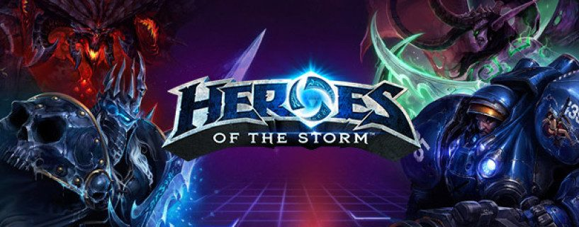 Heroes of the Storm avoimeen betaan