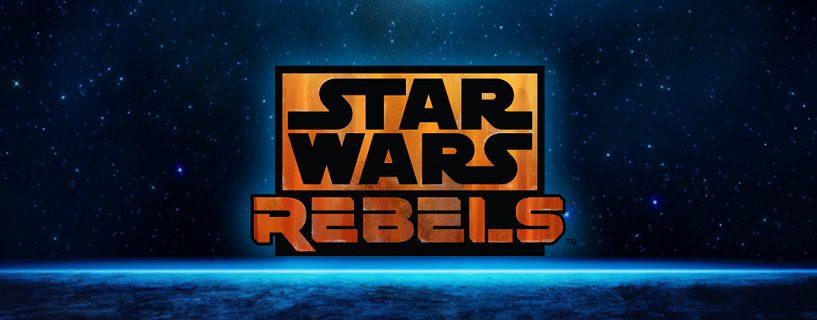 Katsauksessa: Star wars: Rebels animaatio