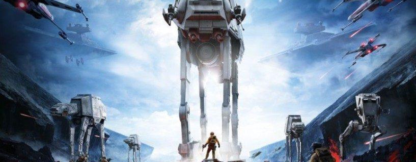 Star Wars Battlefrontin avoinbeta