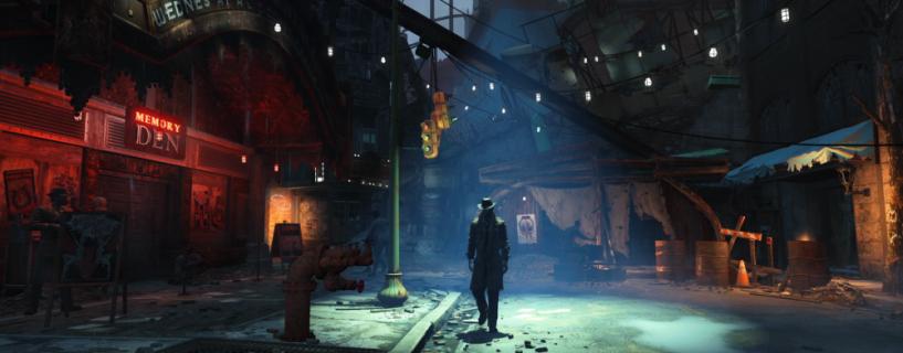 Fallout 4: Julkaisutraileri