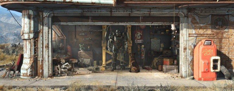 Arvostelussa: Fallout 4