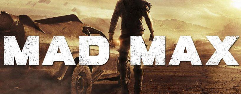 Pelihaaste 2016: Mad Max peli