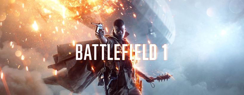 Seuraava Battlefield sijoittuu 1. maailmansotaan