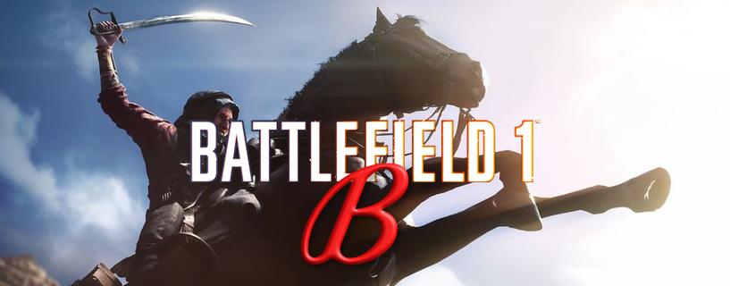 BF1 avoin Beta alkaa 31.8.