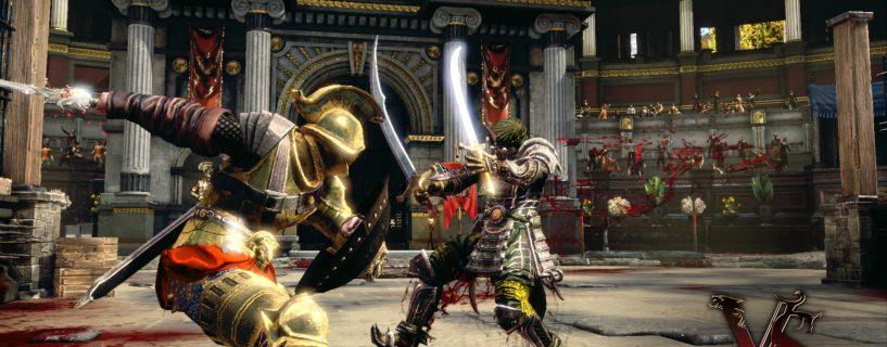 Versus: Battle of the Gladiator – Korealaista gorea