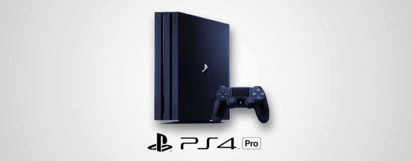PS4 Pro – Vielä uudemman sukupolven konsoli