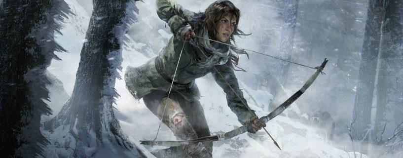 Arvostelussa: Rise of the Tomb Raider