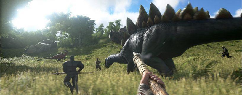 Uusi Ark: Survival Evolved -pelipalvelin!