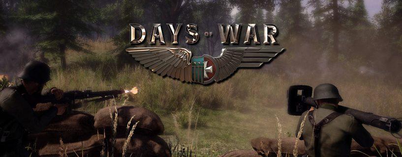 Sotapäiväkirja: Days Of War