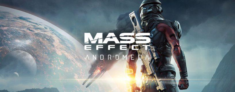 Arvostelussa: Mass Effect: Andromeda