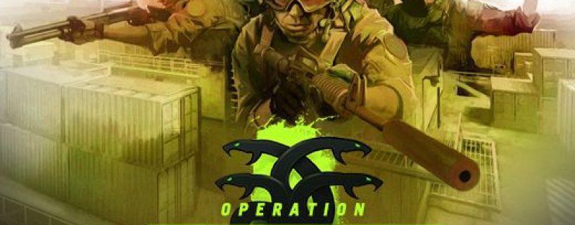 Uusi operaatio tippui CS:ään