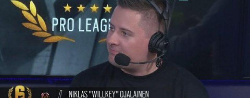 """10 nopeaa – Niklas """"Willkey"""" Ojalainen"""