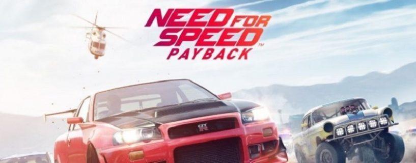 Uusi Need For Speed julkaistaan marraskuussa.