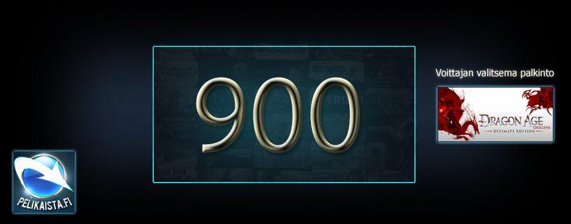 Steam peliarvonta #9 – Voittaja arvottu!